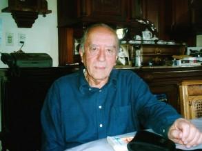 """Claudio """"Chocho"""" Rodríguez, autor del libro"""